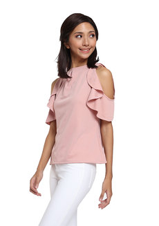 Madalynn Cold-Shoulder Top by Chelsea