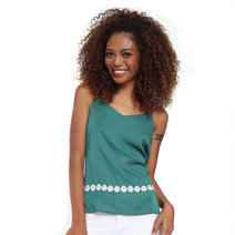Lupita Strap Top by Chelsea