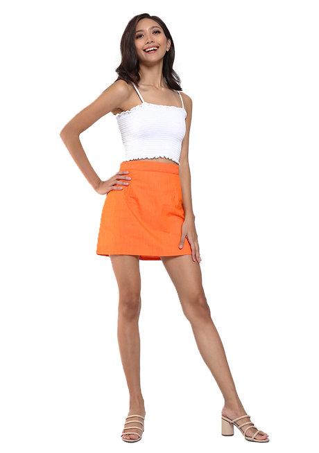 Melisenda A-Line Skirt by Chelsea