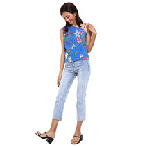 Malia One-Shoulder Top by Chelsea