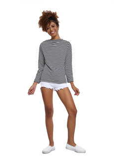 Lazy Striped Pull-over by Lazy Fare