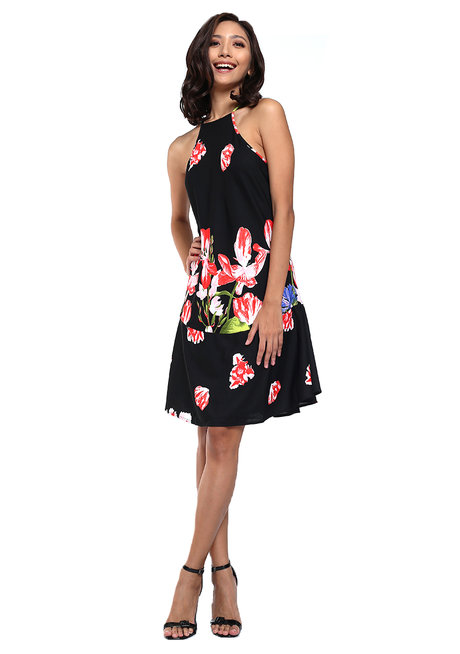 Guillermina Halter Dress by Chelsea