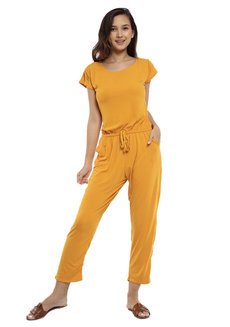 Jean Jumpsuit by Prim and Proper