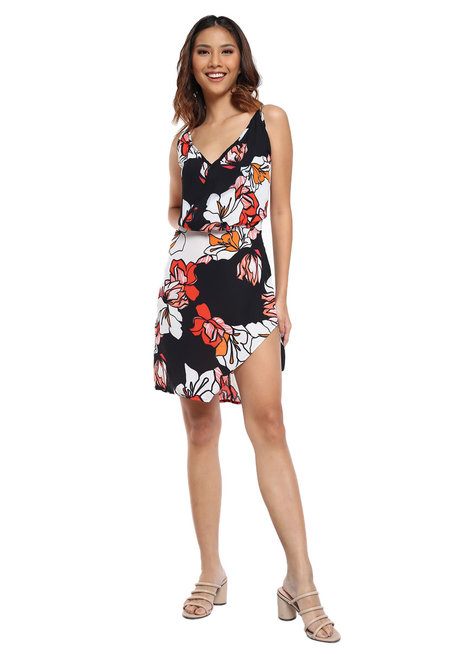 Lali Sleeveless with Slit Dress by Chelsea