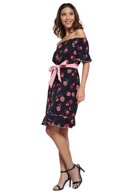 Estera Off-Shoulder Dress by Chelsea