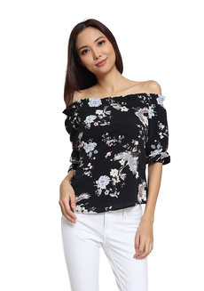 Emesta Asymmetrical Top by Chelsea