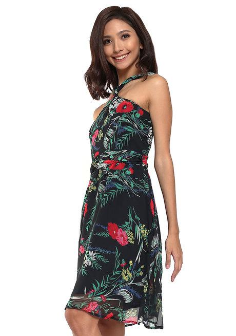 Mariquita Ruffle Dress by Chelsea