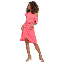 Gabriela One-Shoulder Dress by Chelsea