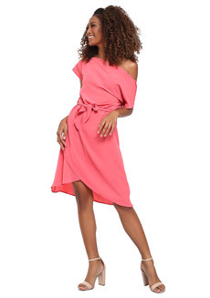 Gabriela One-Shoulder Dress by Chelsea