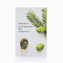 It's Real Squeeze Bija Mask by Innisfree