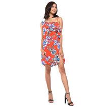 Lalla Asymmetrical Dress by Chelsea