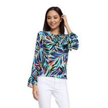 Gertrudis Long Sleeves Top by Chelsea