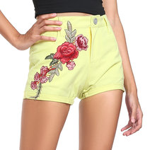 Amanda Embroidered Shorts by Chelsea