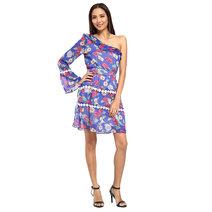 Lavina One-Shoulder Dress by Chelsea