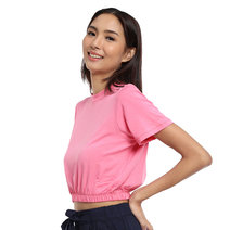 Lazy Scrunch Tee by Lazy Fare