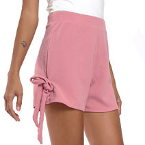 Emerald Embellished Shorts by Chelsea