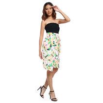 Nelia Drape Skirt by Chelsea