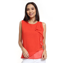 Elsa Drape Sleeveless Top by Chelsea