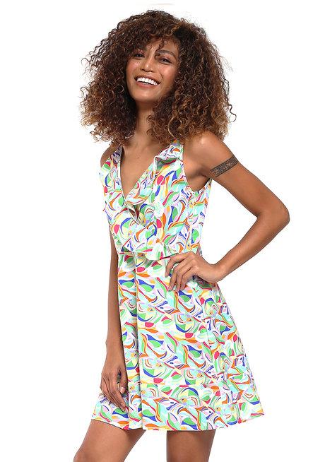 Dionisa V-Neck Strap Dress by Chelsea