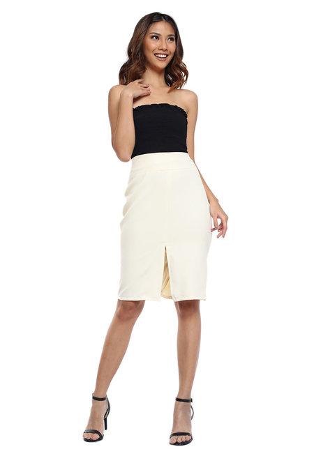 Monita Pencil Skirt by Chelsea