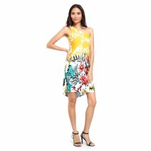 Lacienega One-Shoulder Pencil Dress by Chelsea