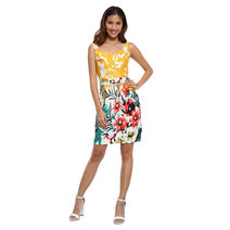 Galena A-Line Dress by Chelsea