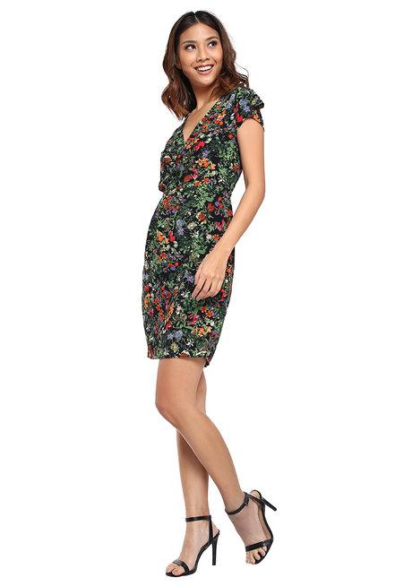 Lala Wrap Dress by Chelsea