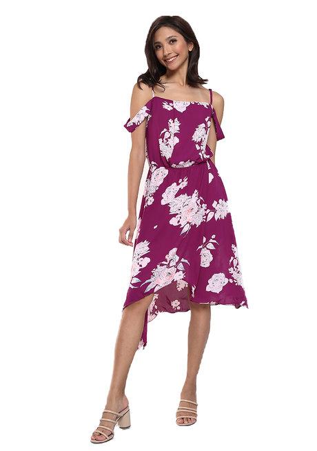 Lara Midi Dress by Chelsea