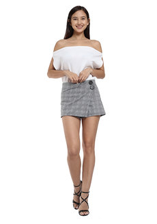 Mini Skort by The Fifth Clothing