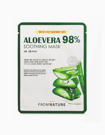 Aloe Vera 98% Soothing Mask by FROMNATURE