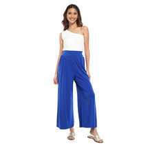 Adriana Wide Leg Pants by Frassino Collezione