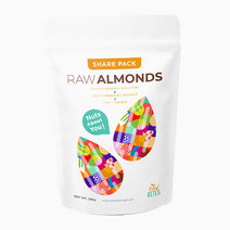 Raw Bites Raw Almonds (250g) by Raw Bites