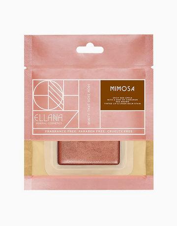 Mimosa Tinted Lip & Cheek Balm Stain [Refill] by Ellana Mineral Cosmetics