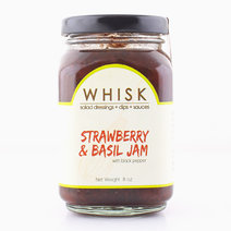 Strawberry Basil Jam (8oz) by Whisk