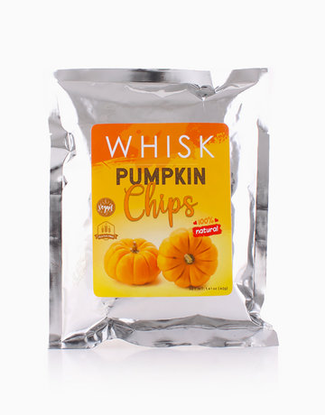 Pumpkin Chips (40g) by Whisk