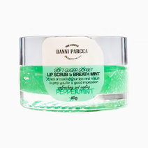 Lip Scrub & Breath Mint (40g) by Danni Parcca