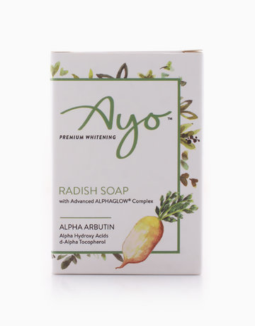 Radish Soap by Ayo Premium Whitening