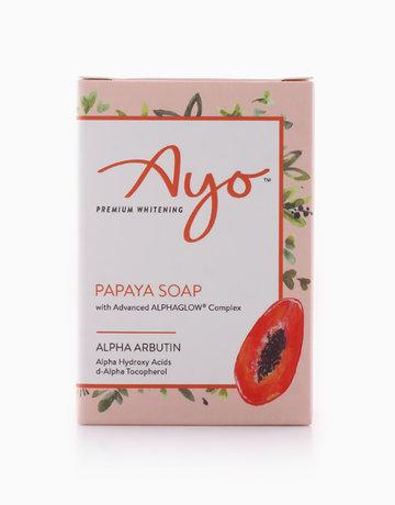 Papaya Soap by Ayo Premium Whitening