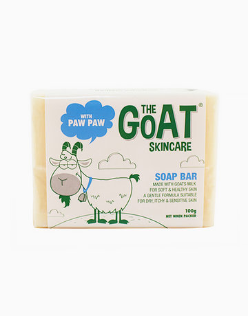 The Goat Skincare Soap Bar with Paw Paw by The Goat Skincare