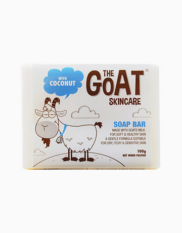 The Goat Skincare Soap Bar with Coconut by The Goat Skincare