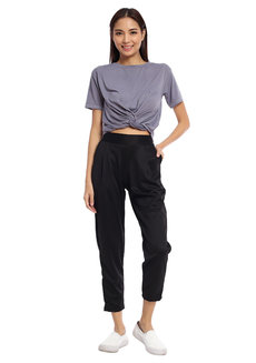 Kelsey Crop Top by Babe