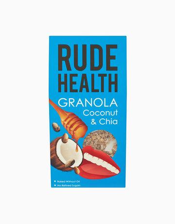 Coconut Chia Granola (450g) by Rude Health