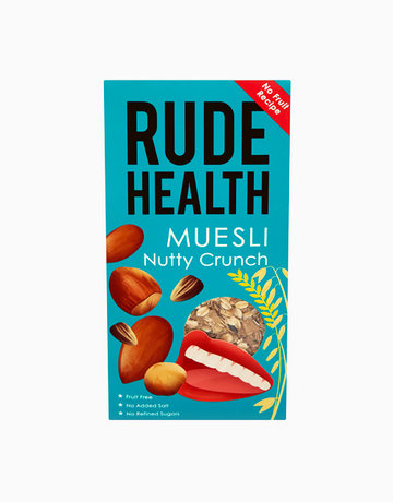 Nutty Crunchy Muesli (450g) by Rude Health