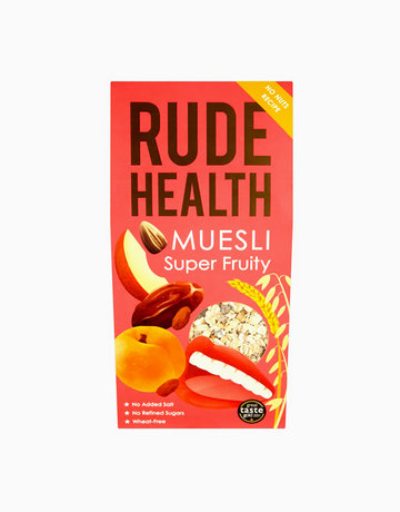 Super Fruity Muesli (500g) by Rude Health