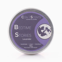 Bedtime Stories Scented Soy Candle by Conscents