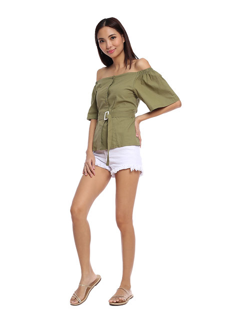 Miranda Off Shoulder by Toppicks Clothing