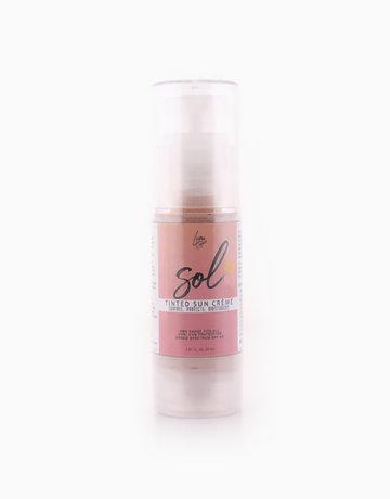 Soleil Prep Tinted Sunscreen by Luna Organics