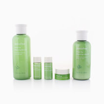 Green Tea Balancing Skin Care Set - Renewed by Innisfree