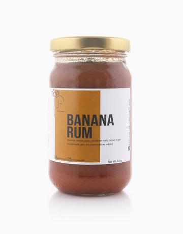 Banana Rum (220g) by Pomona PH