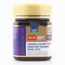 Fresh Royal Jelly in MGO400 Manuka Honey by Manuka Health